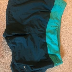 Bike dri fit athletic shorts